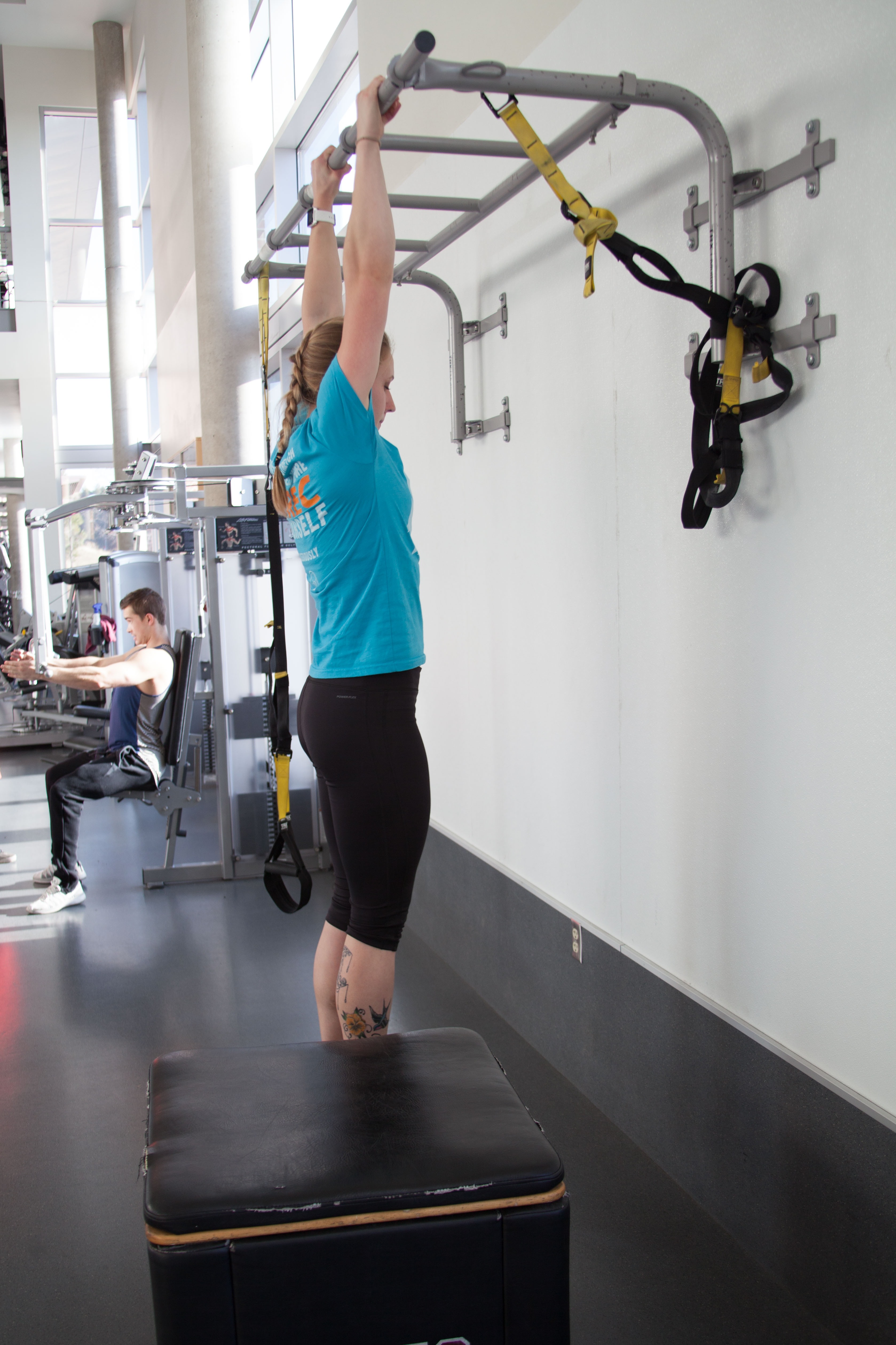 Negative Pull-up